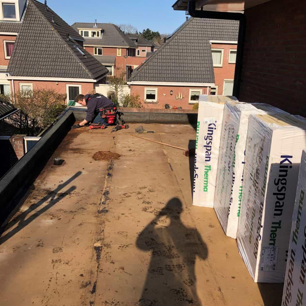 Dakrenovatie Harderwijk 2